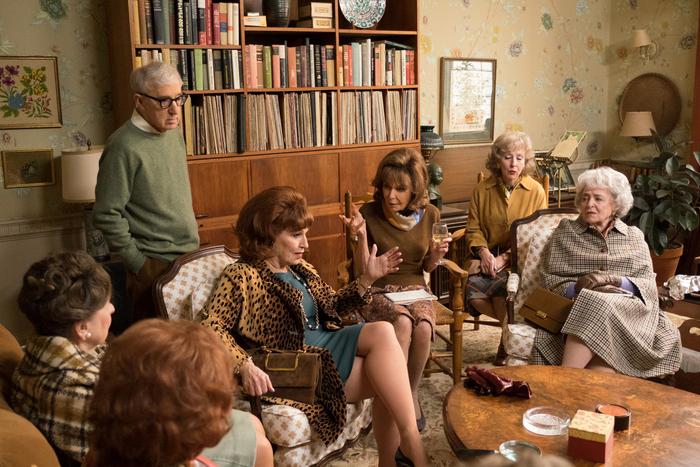 Crisis in Six Scenes: la serie de Woody Allen para Amazon 1