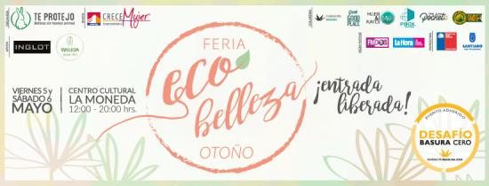 Nueva Feria Ecobelleza cruelty free en Centro Cultural La Moneda 1