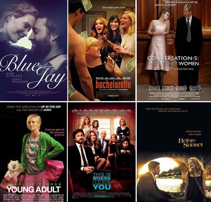 Cinepack: reencuentros con amores del pasado 1