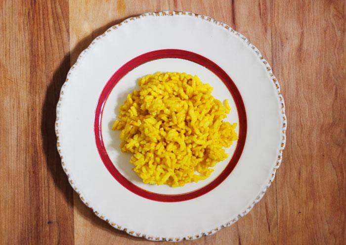 Diferentes maneras de comer arroz 1
