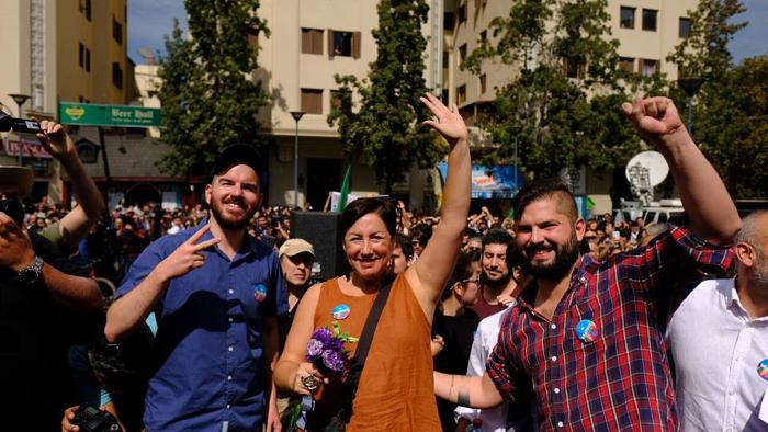 Beatriz Sánchez confirmada como precandidata presidencial