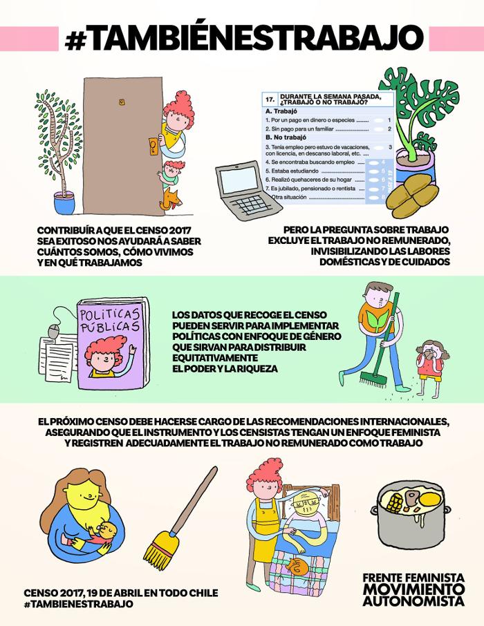 #TambiénEsTrabajo: la campaña que busca dar visibilidad al trabajo doméstico 1