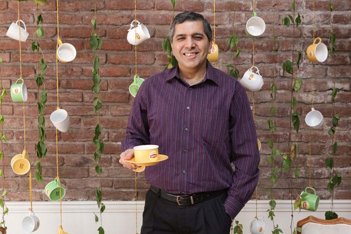 Entrevista a Kurush Bharucha, sommelier de té 4