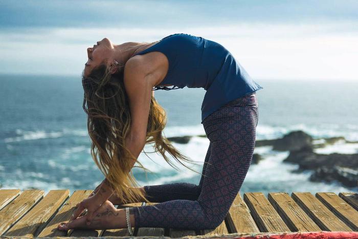 """Entrevista con Anais Sorensen: """"El yoga no miente, es un espejo de lo que tú eres"""" 1"""