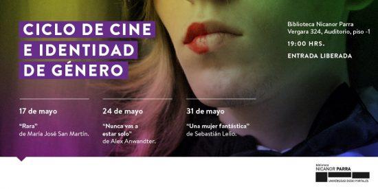 Ciclo de cine e identidad de género en la UDP 1
