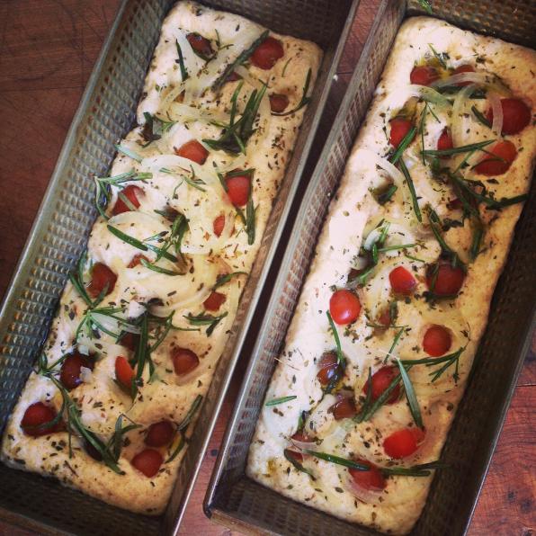 Clase maestra: pizza y focaccia con masa madre 2