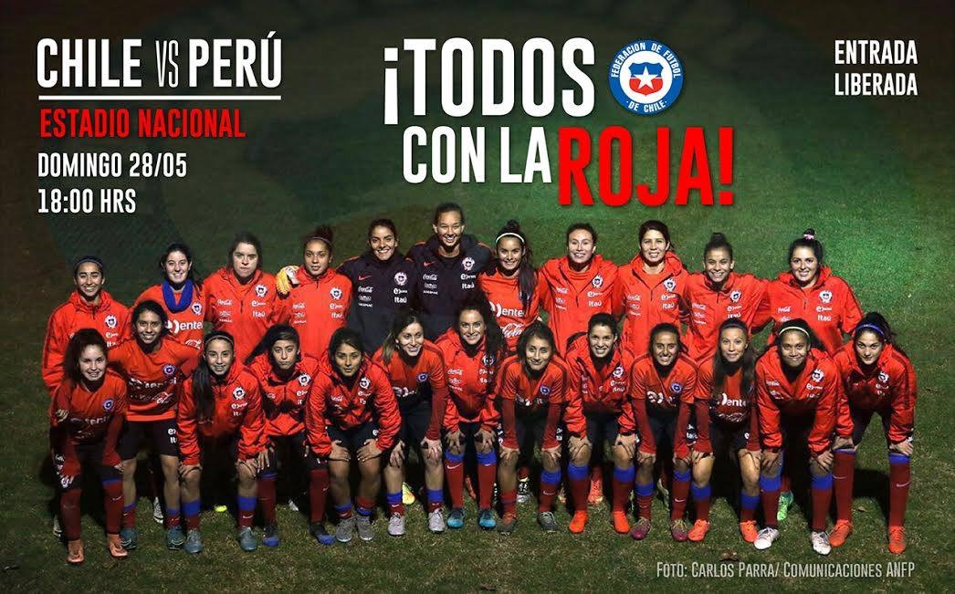 Chile vs. Perú: cómo ver gratis a la selección femenina de fútbol 1