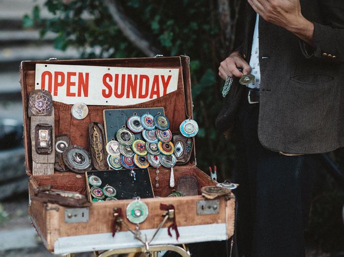 7 ideas para tener un domingo algo feliz