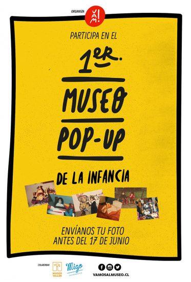1er Museo Pop-Up exhibirá las fotos de la infancia de los chilenos 1