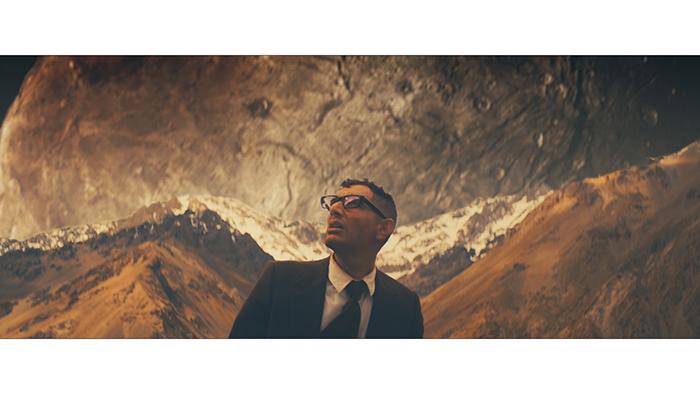 videoclip de Cordillera
