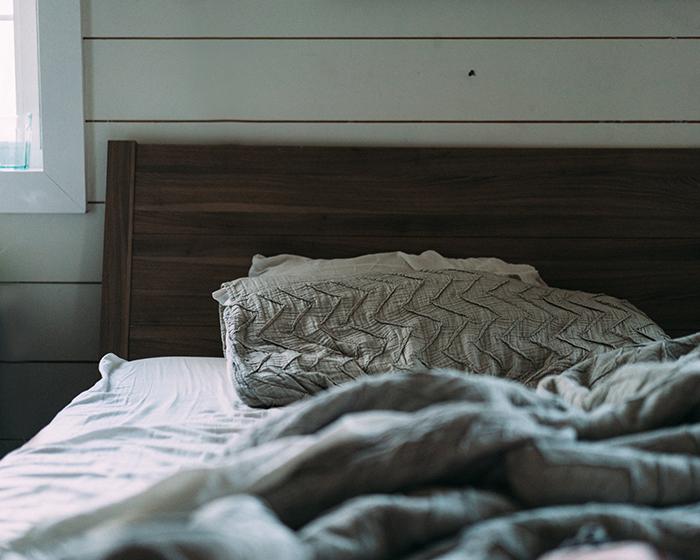 Ser friolenta y dormir con alguien acalorado 1