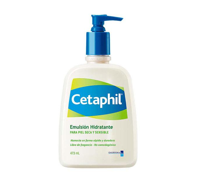 Cosmetiquero: loción limpiadora Cetaphil 1