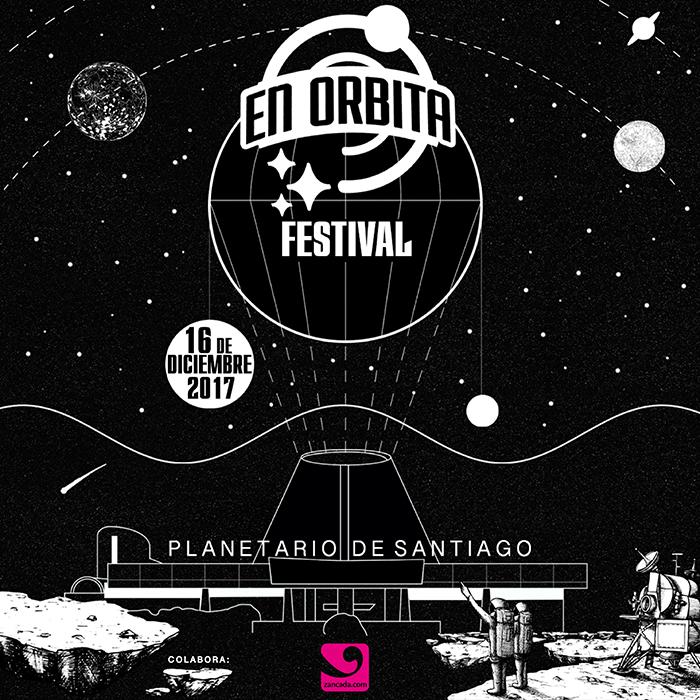 El festival En Órbita será el 16 de diciembre en el Planetario 1