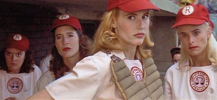 Ellas, un glosario de grupos de mujeres en cine y tv 1