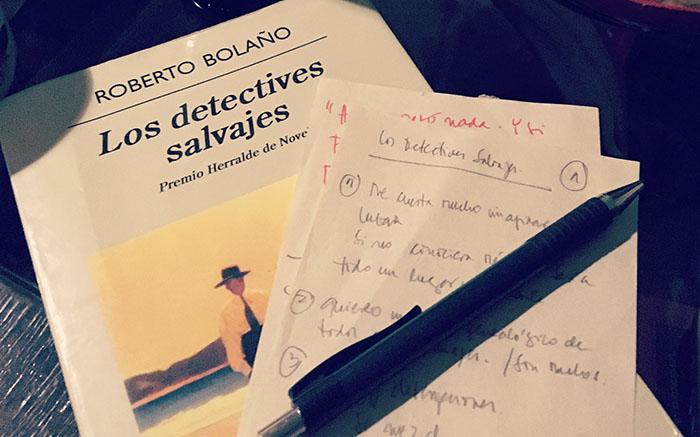 El desafío de leer Los detectives salvajes en tres semanas 1