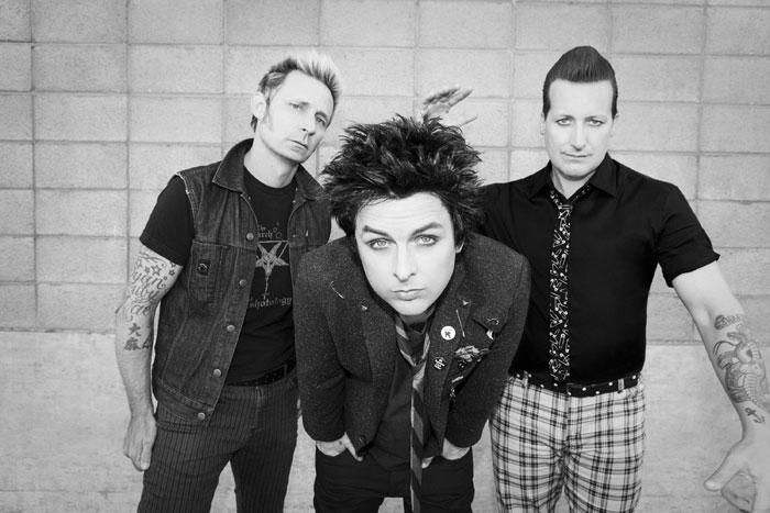 Todo listo para Green Day en Chile 1