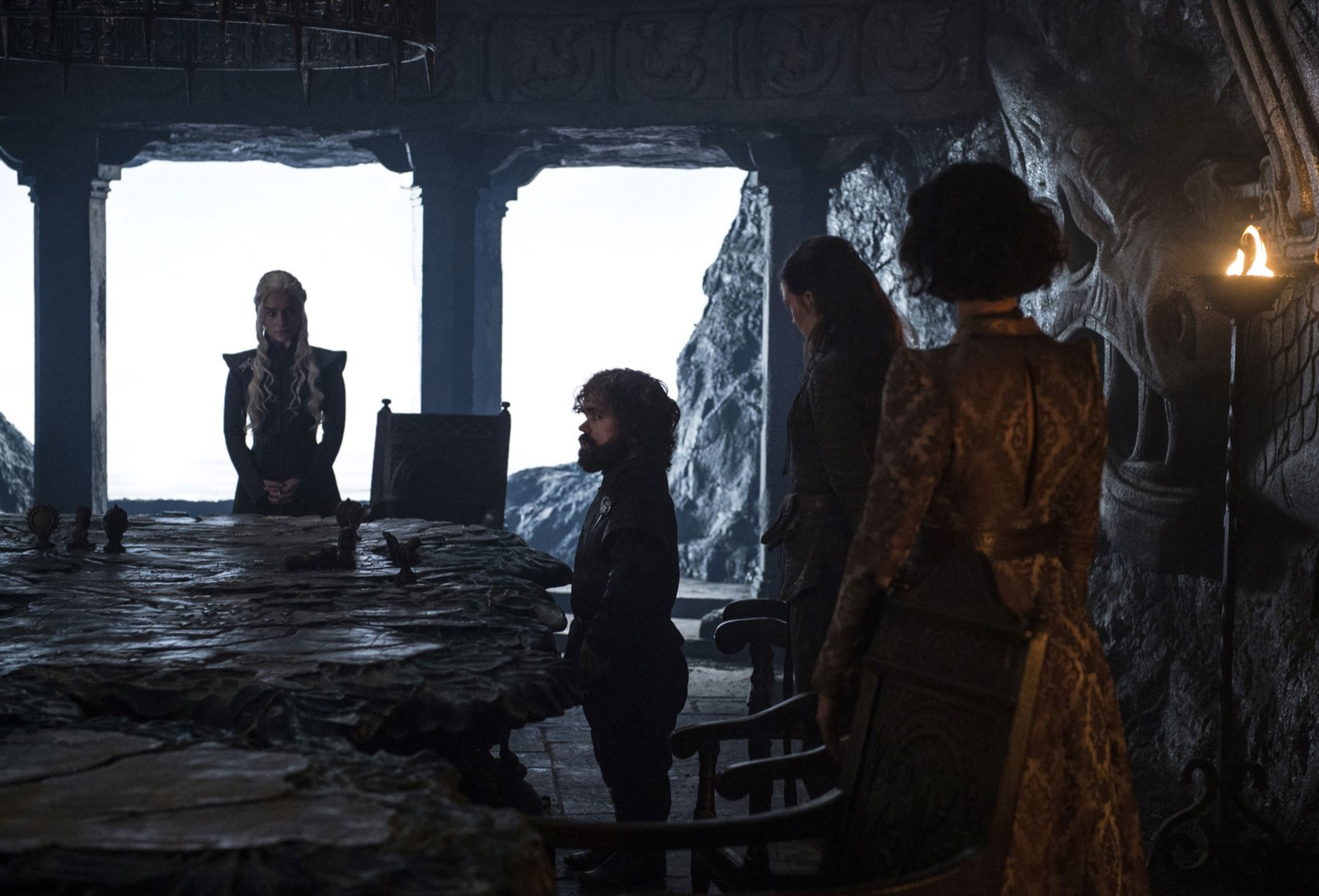 "Spoiler: Game of Thrones S07E02 ""Stormborn"" 2"