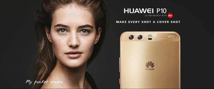 La mejor cámara en un celular: Huawei P10 Plus 4