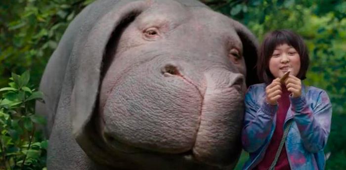 Okja: Todas las emociones en una sola película 1