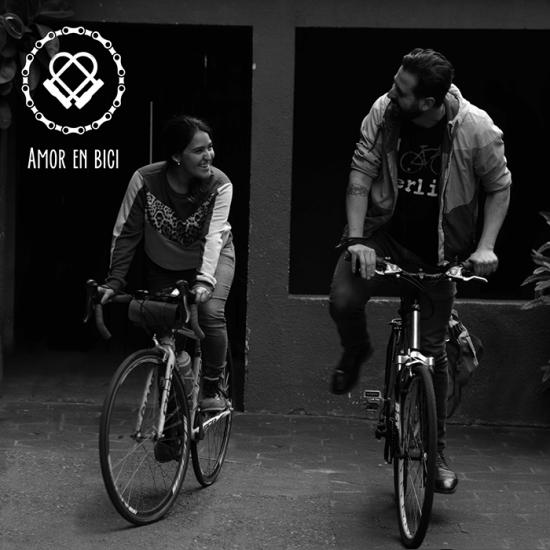 Amor en Bici: historias de amor y amistad sobre ruedas 1