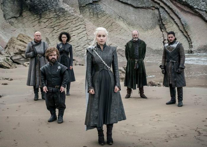 "Spoiler: Game Of Thrones S07E04 ""The Spoils of war"" 1"