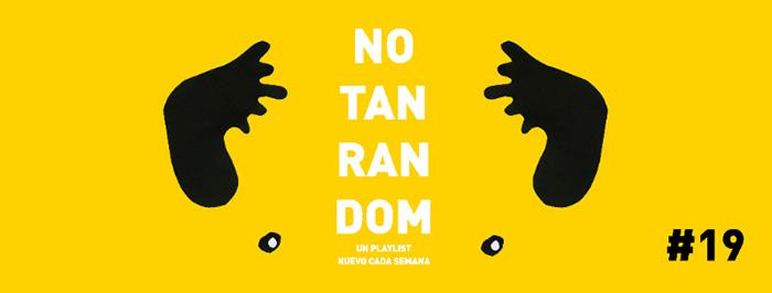 No tan random # 19 1