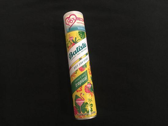 Cosmetiquero: Shampoo en seco Batiste 1