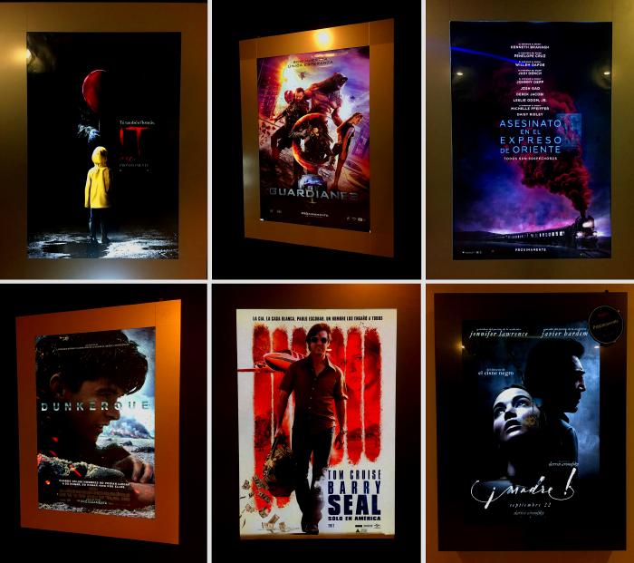 Nuevo Cine Hoyts en Mall Plaza Los Domínicos 2
