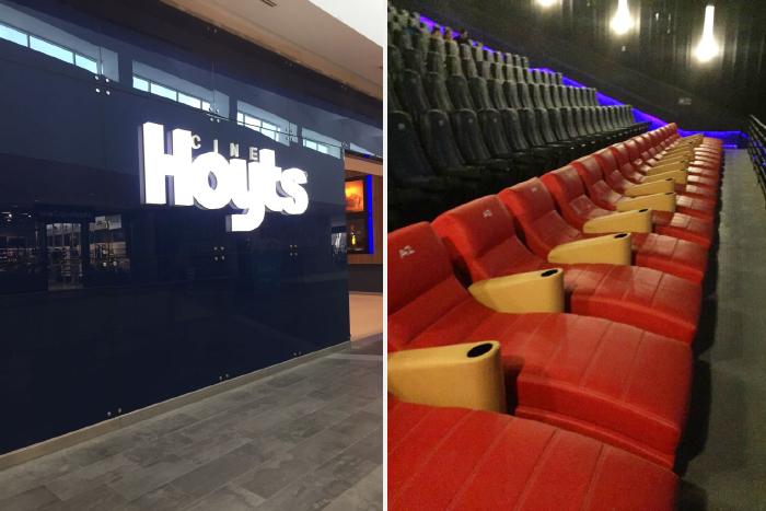Nuevo Cine Hoyts en Mall Plaza Los Domínicos 1