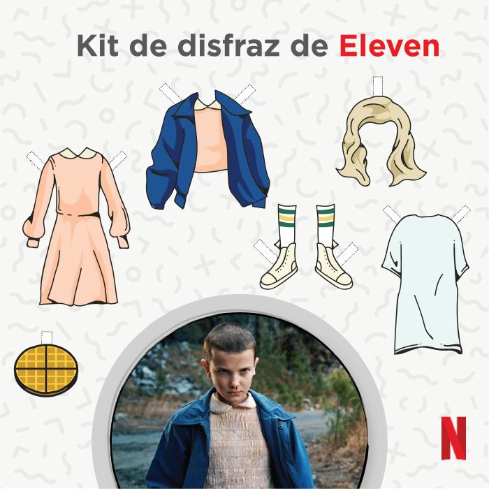 personajes de Netflix