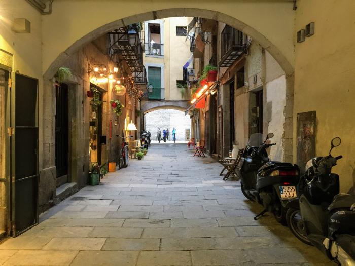 Cómo es vivir en: Barcelona centro 1