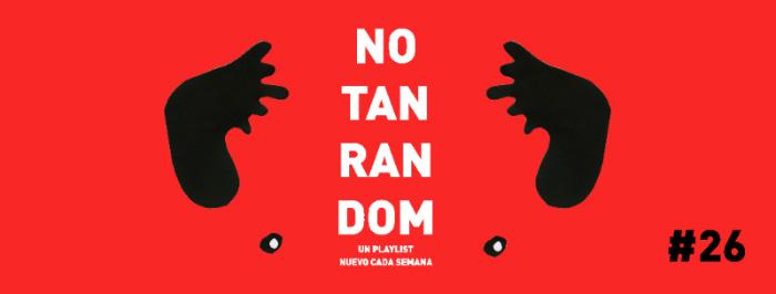 No tan Random #26