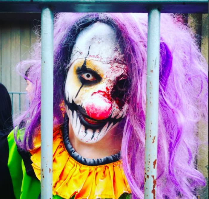 Tutorial para maquillarte como It, el terrorífico payaso Pennywise 1