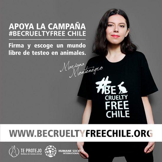 BeCrueltyFree, firma para terminar con el testeo en animales para cosmética 2