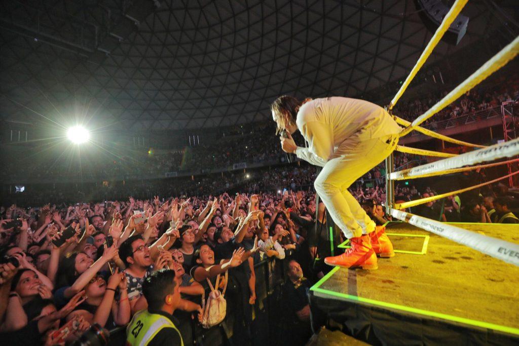 Arcade Fire en Chile, una comunión de amor por la música 2