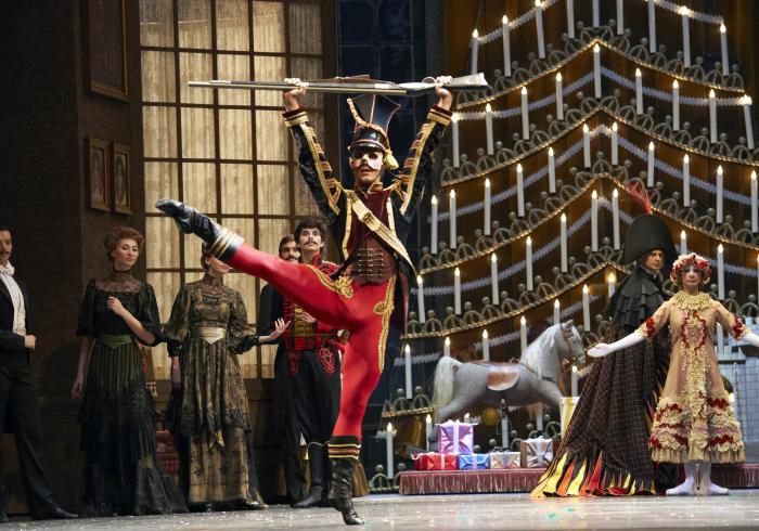 Ópera Para Todos en Centro Arte Alameda: El Cascanueces y I due Foscari 1