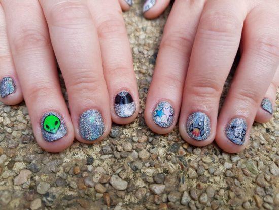 Las geniales manicure de Punto Nail 1