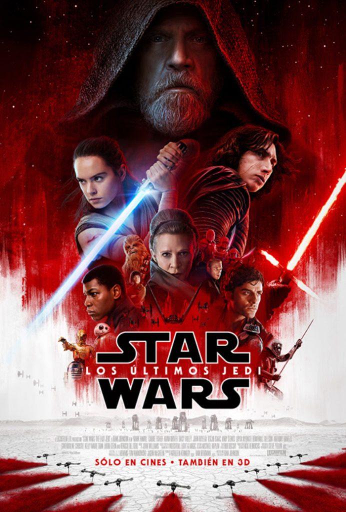 La misión de ver Star Wars: Los últimos Jedi ¡y no contar nada! 1