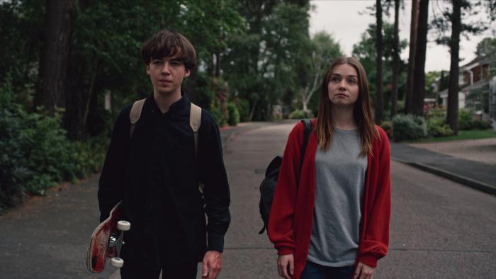 Amor, adolescencia y rebeldía en The end of the f***ing world, la nueva serie de Netflix 1