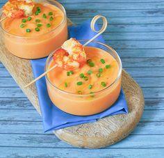Recetas de Sopas frías para refrescar en verano 2