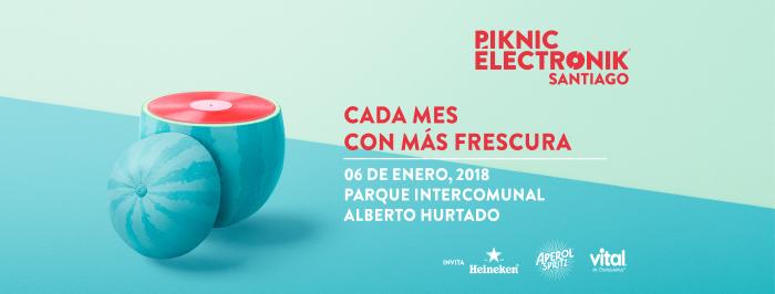 Piknic Électronik 3