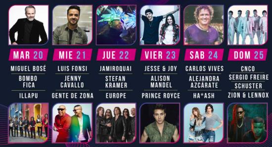 Jamiroquai viene al Festival de Viña 2018 1