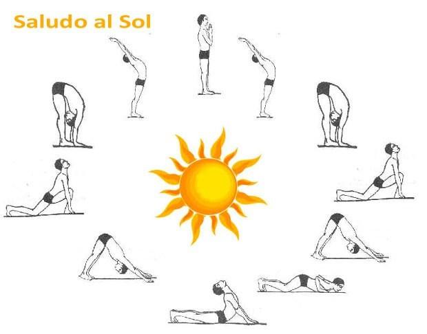 Yoga para comenzar el día: Cómo hacer el Saludo al sol 1