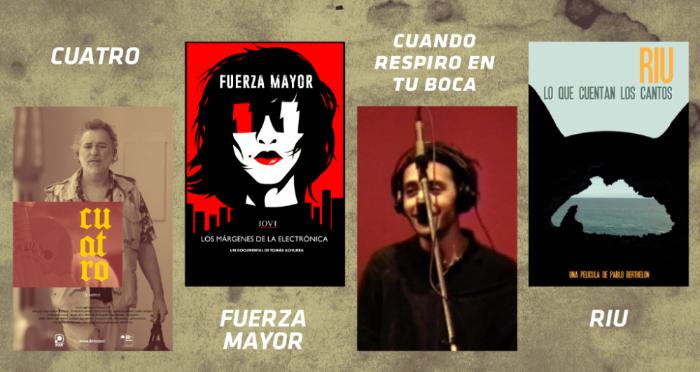 Documentales sobre Residente, John Coltrane, The Clash y Sex Pistols se suman a la nueva edición de In-Edit Chile 2