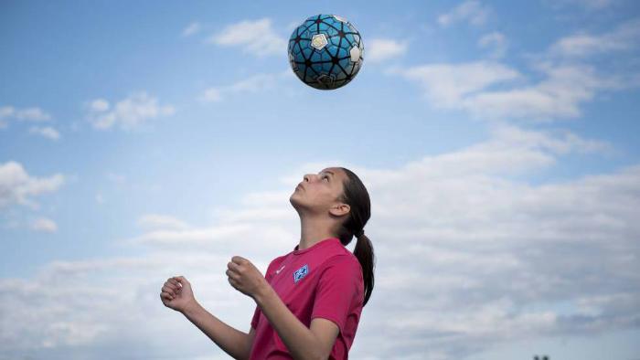 """""""Las niñas no tienen límites"""", una campaña para fomentar la autoestima y el deporte en las mujeres 1"""