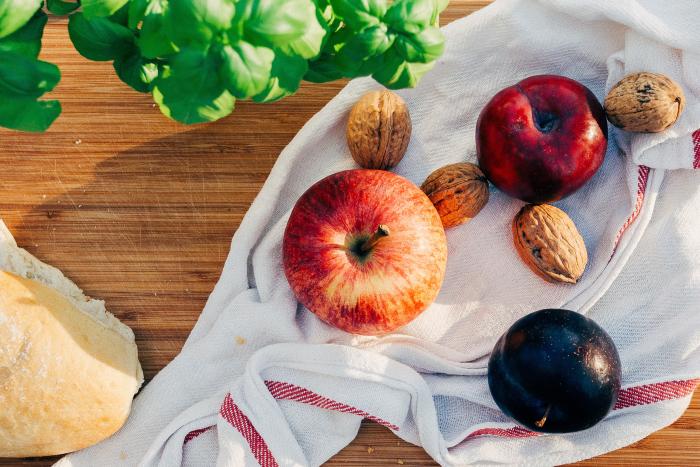 ¿Cuánta azúcar contiene la fruta? 1