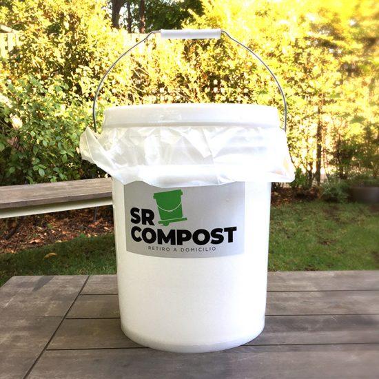Sr. Compost, servicio de retiro de residuos orgánicos a domicilio 1