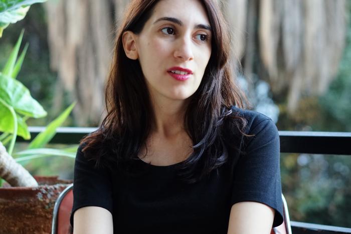 """Entrevista a Catalina Infante, autora de """"Todas somos una misma sombra"""" 1"""