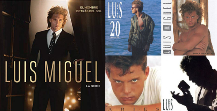 canciones de Luis Miguel