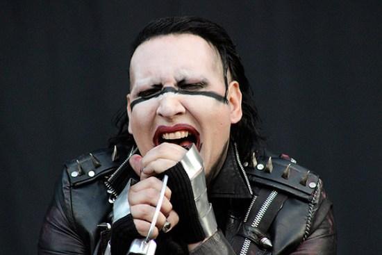 Marilyn Manson y Rob Zombie hicieron un cover de los Beatles: Helter Skelter 1